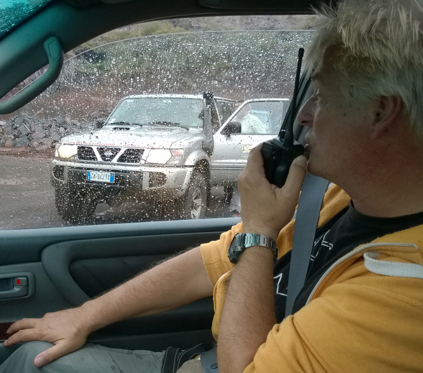 Etna Excursion: OffRoad