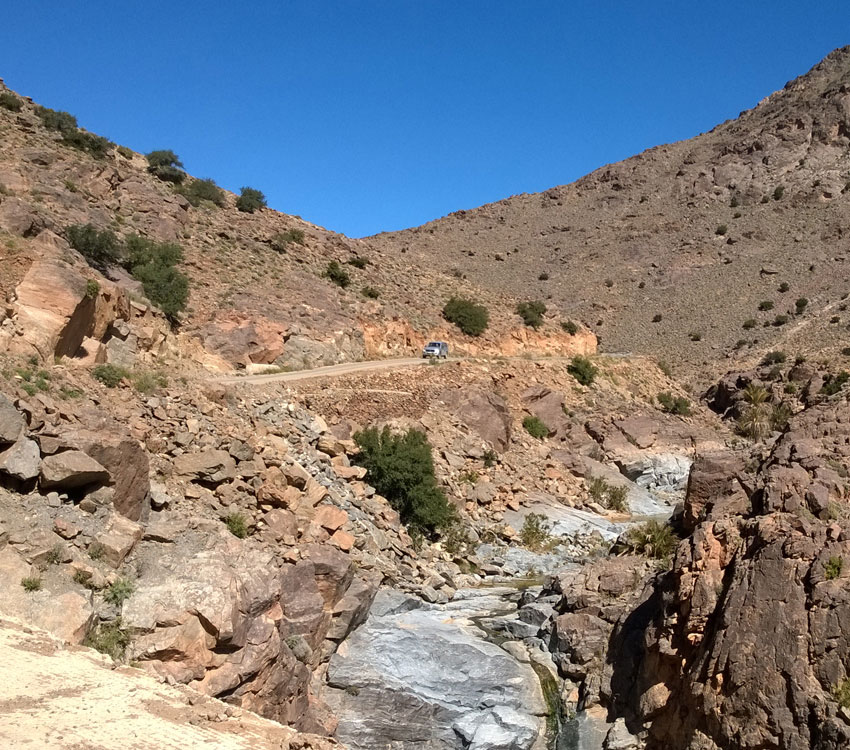 Etna Excursion: Marocco