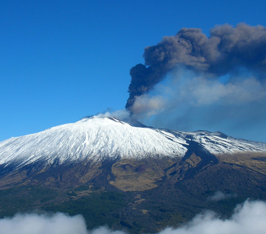 Etna Excursion: Adventure Travel Etna